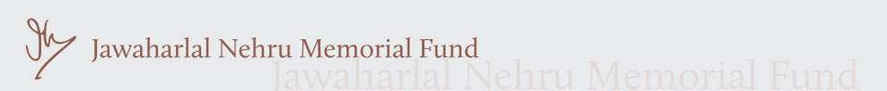 Jawaharlal Nehru memorial fund